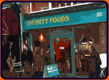 Infinity Foods Cafe